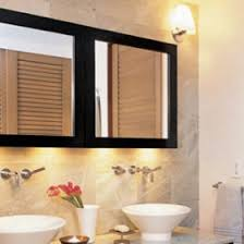 Wooden Bathroom Mirror Frame Mirror Bathroom Mirror Defogger
