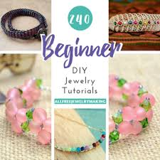 bracelet pattern tutorials images 240 beginner diy jewelry tutorials png