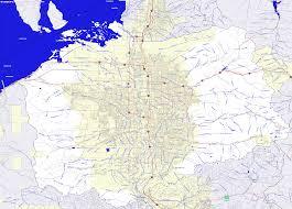 Utah Road Map by Bridgehunter Com Salt Lake County Utah