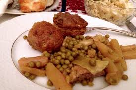 cuisine juive alg駻ienne boulettes de shabat les recettes de ma mère