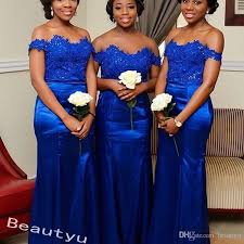 cobalt blue bridesmaid dresses royal blue lace country bridesmaid dresses shoulder