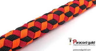 woven weave paracord bracelet images Triaxial weave aka qbert weave paracord guild jpg