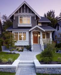 curb appeal exterior craftsman with window trim resistant house