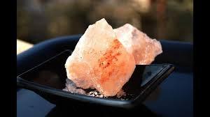 salt crystal l benefits benefits of rock salt in tamil youtube