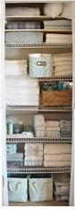 organizing a linen closet creativity linens and storage