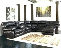 leather electric recliner chaise corner sofa sofa with chaise and recliner cross jerseys
