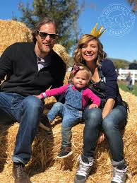 christine lakin s turns 2 with at a farm
