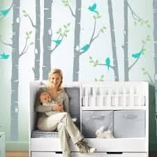 Tree Wall Decal For Nursery Nursery Wall Decal Wall Decals Nursery Tree Decal Birch