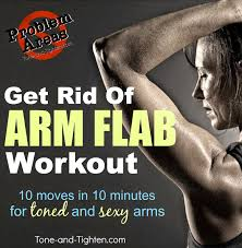 how to get rid of arm flab u2013 at home arm toning workout u2013 problem