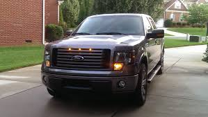 ford raptor grill for 2007 f150 ford f 150 raptor style grille light kits by custom auto works