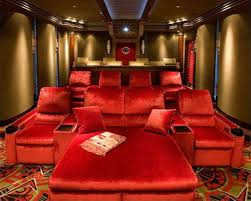 home theatre design ideas theater with stadium seating cool