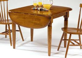 Cherry Drop Leaf Table Drop Leaf Kitchen Table Set Hans Wegner Teak Amp Oak Drop Leaf