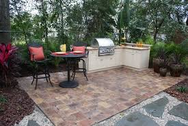 yard crashers tampa water fire wall outdoor kitchen