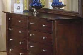 essex merlot queen bed dresser mirror u0026 8 drawer chest