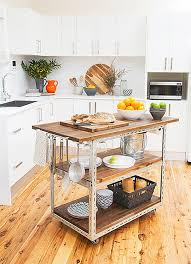 kitchen storage island cart diy idea build your own kitchen island cart better homes and