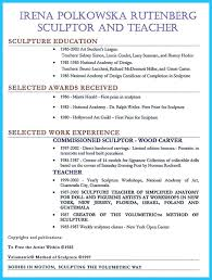 creative writing resume creative and extraordinary art teacher resume for any level creative and extraordinary art teacher resume for any level education image name