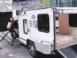 ultra light toy hauler van go lightweight toy hauler product spotlight truck trend