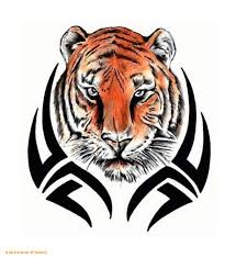 tiger tattoo designs art jpg 550 600 tiger tattoo pinterest