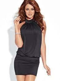 Vanity Row Clothing Dress Cosmo Cosmopolitan Zig Zag Chevron Minidress Party Fashion