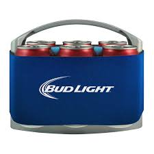 how much is a six pack of bud light light 6 pack cooler