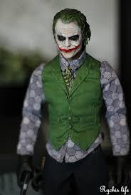 Heath Ledger Joker Halloween Costume Toys Heath Ledger Joker Figure Miyugi Deviantart