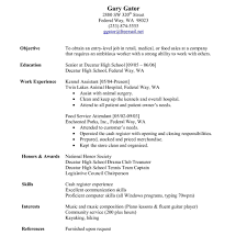 counter assistant resume sales cover letter resumes job within