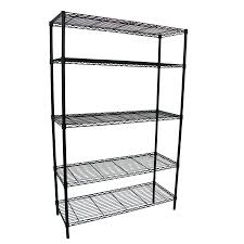 style selections 5 shelf freestanding shelving unit lowe u0027s canada