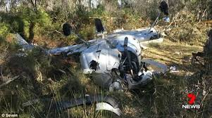 Car Hire Port Macquarie Airport Plane Crashes On Nsw Mid Coast Injuring Two People Daily Mail Online