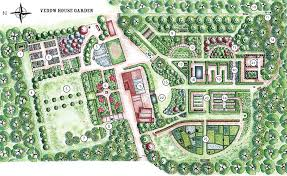 Backyard Planning Software by Garden Planning Veddw House Garden U2013 Garden Plan U2013 Garden Map