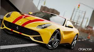 Ferrari F12 Yellow - ferrari f12 berlinetta u0026quot novitec stripes u0026quot download