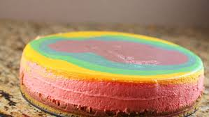 rainbow cheesecake recipe tablespoon com