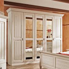 Schlafzimmerschrank Pinie Massiv Wohndesign Ehrfürchtiges Cool Schlafzimmer Landhausstil Weis
