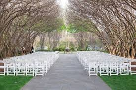 wedding venues in tx top 10 wedding venues dallas arboretum botanical garden