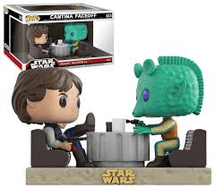 funko pop star wars movie moments 223 cantina faceoff new