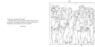 the official mortal instruments coloring book the mortal