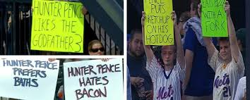 Hunter Pence Memes - top 10 funniest other hunter pence signs notsportscenter