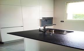 cuisine blanc mat cuisine blanche plan de travail bois ctpaz solutions à la maison
