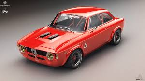 classic alfa romeo sedan this classic alfa romeo giulia gta looks so yummy we wish it was real
