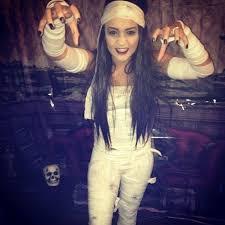 Simple Womens Halloween Costumes 25 Mummy Costumes Ideas Diy Mummy Costume