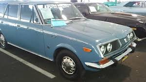 toyota corona 1972 toyota corona mark ii wagon youtube
