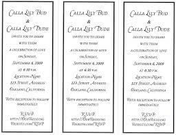 diy wedding invitations templates wedding invitation templates word plumegiant
