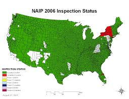 Sprint Coverage Map Michigan by Archived Naip Data