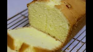 butter pound cake recipe cooking a dream youtube