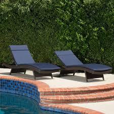 brayden studio cara outdoor lounge chair cushion u0026 reviews wayfair