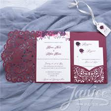 tri fold wedding invitations template wholesale wedding invitations wedding cards supplies online