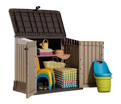 Keter Plastic Keter Keter Deck Box Keter Woodland 30 17197013 On Sale