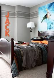 white bedding pattern polka dot boys sports themed bedroom unique