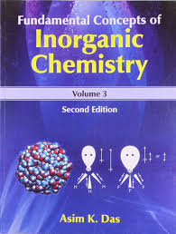 buy fundamental concepts of inorganic chemistry vol 2 book online