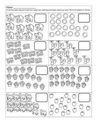 kindergarten 1st grade numbers 11 20 no prep worksheets includes