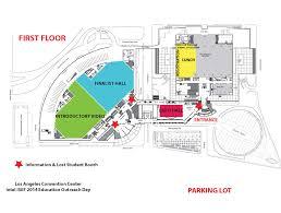 los angeles convention center map u2013 swimnova com